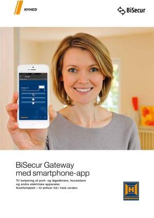 BiSecur Gateway smartphone app