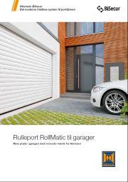 rulleport rollmatic til garager