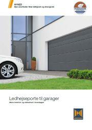 ledhejeporte til garager